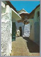 MA.- MAROC. XAUEN. Calle El Jarrasin. Street. Rue. Strasse. Ongelopen. - Marokko