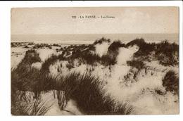 CPA - Carte Postale-Belgique -De Panne- Les Dunes  VM1614 - De Panne