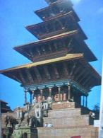 Nepal Nyatapola - Népal