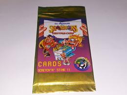 Sgorbions Greetings Cards Bustina Chiusa Con Card - Vignettes Autocollantes