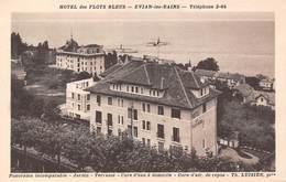 Evian Les Bains (74) - Hôtel Des Flots Bleus - Evian-les-Bains