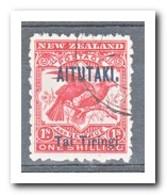Aitutaki 1903, Gestempeld USED, Birds - Aitutaki