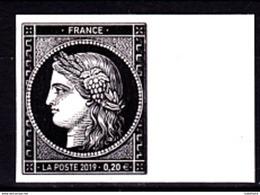 CERES 1849 0,20 € Bord De Feuille 170 Ans Du Premier Timbre Poste Français - France