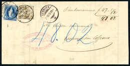 Schweiz Sitzende Helvetia Gezähnt - 1882-1906 Armoiries, Helvetia Debout & UPU