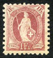Sonstiges - 1882-1906 Armoiries, Helvetia Debout & UPU