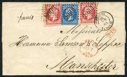 Frankreich - 1853-1860 Napoléon III