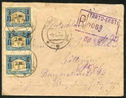 Sammlungen Und Posten Baltische Staaten - Collections