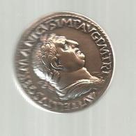 Les Monnaies Romaines,Trésor Du Patrimoine , Reproduction,  GERMANICUS , Frais Fr 2.55e - Romaines