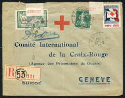 Schweiz - Croix-Rouge