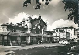 Carte Photo,dentelée N Et B  De La Gare De  NANCY  ( 54 ) - Nancy