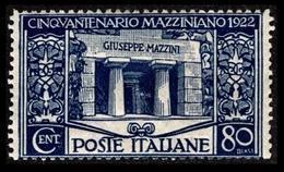 1922 Italy - 1900-44 Victor Emmanuel III