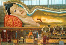 1 AK Malaysia * Reclining Buddha (drittgrößte In Der Welt) Im Tempel Wat Chaiyamangalaram In Georgetown - Insel Penang - Malaysia