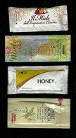 4 Bustine Miele - Differenti - Zucchero (bustine)