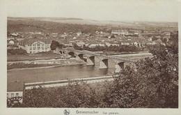 Grevenmacher  -  Vue Générale     Edit.  S.Meyer-Schock,Grevenmacher - Cartes Postales
