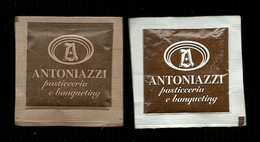 2 Bustine Zucchero Bianco E Grezzo Italia - Antoniazzi - Sucres