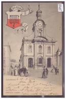 LAUSANNE - EGLISE ST LAURENT - TB - VD Vaud