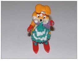 Kinder Ferrero Happy Rabbit - Charly Crash - Monoblocchi