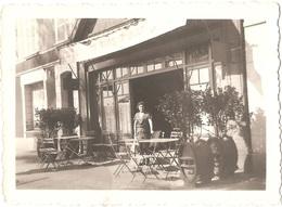 Dépt 60 - BEAUVAIS - Voisinlieu - PHOTO 6,3 X 8,7 Cm - BAR De Émile ANDRY - (Bar Du Gros Tonneau) - Café - Beauvais