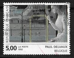 FRANCE 2781 Le Rendez Vous D'Éphèse De P. Delvaux Belgique . - Used Stamps