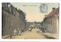 AUCHEL (62) Rue De La Gare - Other Municipalities
