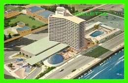HABANA, CUBA - HAVANA RIVIERA, HOTEL, CABANA CLUB & CASINO - - Cuba