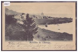 DISTRICT DE LA VALLEE - L'ABBAYE - TB - VD Vaud