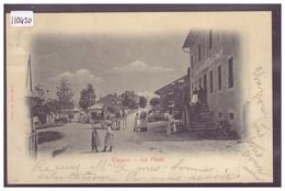 DISTRICT DE LA VALLEE - L'ORIENT - LA PLACE - TB - VD Vaud