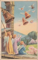 Anges : Anges Attirant Les Cloches Volantes - Anges