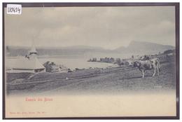 DISTRICT DE LA VALLEE - TEMPLE DES BIOUX - TB - VD Vaud