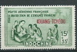 Kouang Tcheou  - Aérien - Yvert N° 1 **   Po 61624 - Unused Stamps