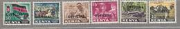 KENYA 1964 Official MNH(**) Mi 4-6 #24075 - Kenya (1963-...)