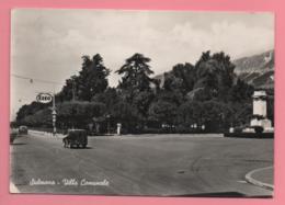 Sulmona - Villa Comunale - L'Aquila