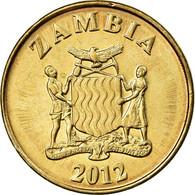 Monnaie, Zambie, 50 Ngwee, 2012, British Royal Mint, TTB, (No Composition) - Zambie