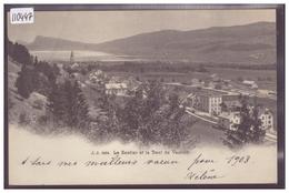 DISTRICT DE LA VALLEE - LE SENTIER - TB - VD Vaud