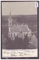DISTRICT DE LA VALLEE - LE SENTIER - INAUGURATION DU TEMPLE SEPTEMBRE 1902 - TB - VD Vaud