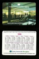 Calendarietto Pubblicitario 1996 - Centro Commerciale Mercogliano ( Avellino ) - Calendari