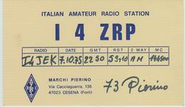 CESENA (FORLI) - RADIO AMATORIALE- 7 OTTOBRE 1975 - - Radio Amateur