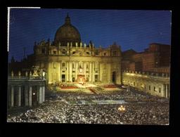 Cartolina Postale Vaticano - S. Pietro - Viaggiata 1975 - Vaticano