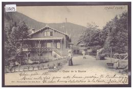 DISTRICT D'ORBE - VALLORBE - CHALET DE LA SOURCE - TB - VD Vaud