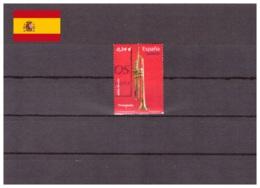 Espagne 2010 - Oblitéré - Musique - Michel Nr. 4497 Série Complète (esp331) - 2001-10 Gebraucht
