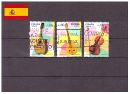 Espagne 2011 - Oblitéré - Musique - Michel Nr. 4579 4581-4582 (esp333) - 2011-... Gebraucht