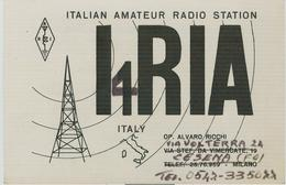 CESENA (FORLI) - RADIO AMATORIALE- - Radio Amateur