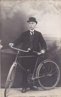 Ampsin Dr Renard Et Son Vélo Photo Carte - Altri