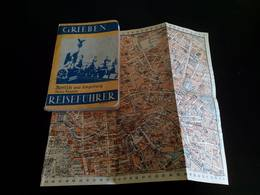 GRIEBEN - BERLIN Und Umgebung 1936 - Berlin