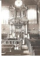 TCHÉQUIE Czech, Judaica, Synagogue, Reprint 1990, Zigeuner Synagogue REPRO - Pas Voyagé - Tchéquie