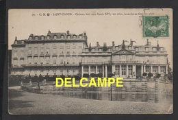 DF / 92 HAUTS DE SEINE / SAINT-CLOUD / LE CHÂTEAU / 1922 - Saint Cloud