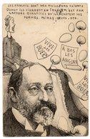 CPA SIMPLE   ILLUSTRATEUR ORENS   1903        LES ANGLAIS SONT NOS MEILLEURS CLIENTS - Orens