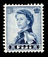 1962 Fiji - Fidji (...-1970)