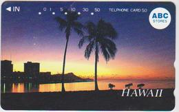 COUNTRY RELATED - JAPAN 136 - HAWAII - Ontwikkeling