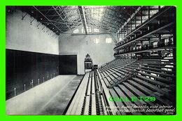 HABANA, CUBA - NUEVO FRONTON, VISTA INTERIOR - NEW FRONTON, SPANISH BASKETBALL GAME  - ANIMATED - EDICION JORDI - Cuba